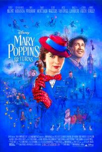 Mary Poppins, Ask Dr. Renee, Dr. Renee, Dr. Renee Matthews, Rob Marshall, Dick Van Dyke, Julie Andrews, Magic, music,
