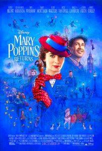 Mary Poppins, Ask Dr. Renee, Dr. Renee, Dr. Renee Matthews, Rob Marshall, Dick Van Dyke, Julie Andrews, Magic, music,