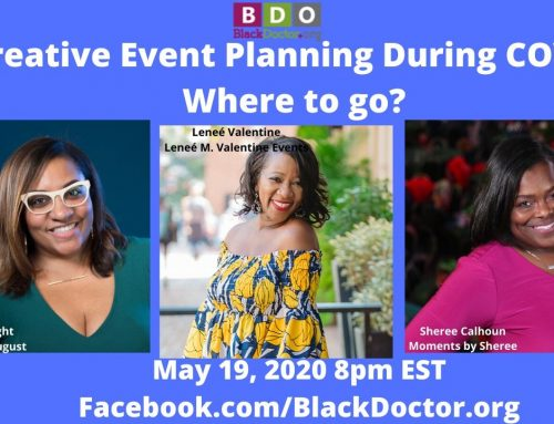 Ask Dr. Renee: Creative Event Planning During COVID: Where to go?
